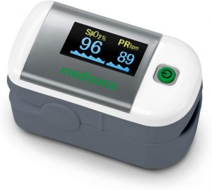 Oximetro de pulso Medisana PM100
