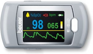 Oximetro de pulso Beurer PO 80